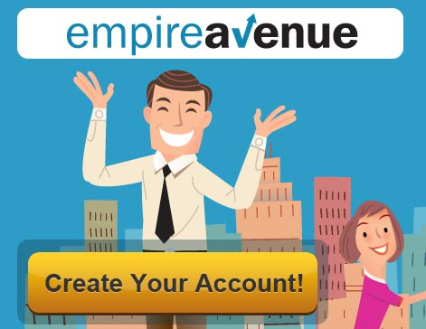 May 21 My daily investment tips today for Empire Avenue #EAv!