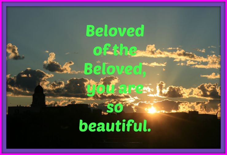 Beloved at dawn...mhf