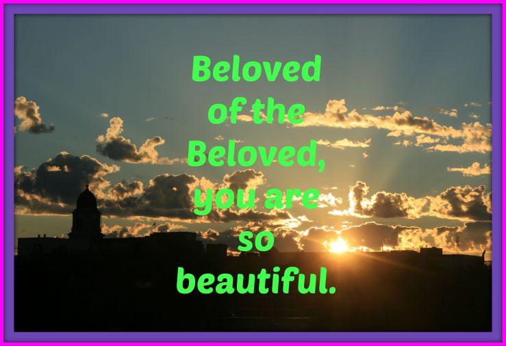 Beloved at dawn...mhf